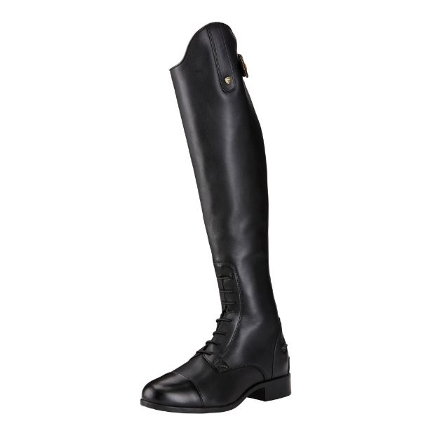 Picture of Ariat Heritage Contour Field Boot Black