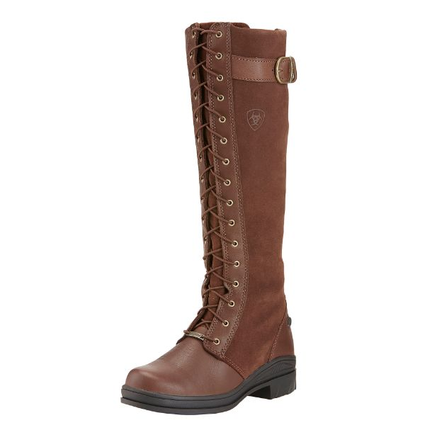 Picture of Ariat Women's Coniston H2O Insulated Chocolate
