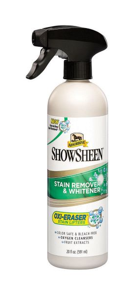 Picture of Absorbine Show Sheen Stain Remover & Whitener Spray 591Ml