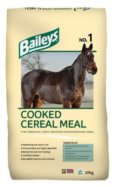 Picture of Baileys No 1 Cooked Cereal Meal 20kg