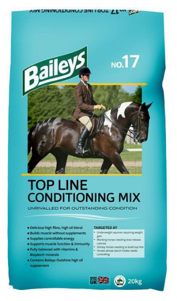 Picture of Baileys No 17 Top Line Conditioning Mix 20kg