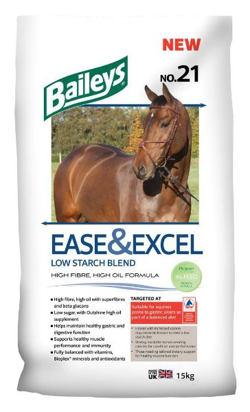 Picture of Baileys No 21 Ease & Excel