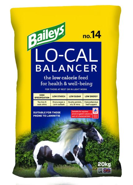 Picture of Baileys No 14 Lo-Cal Balancer 20kg