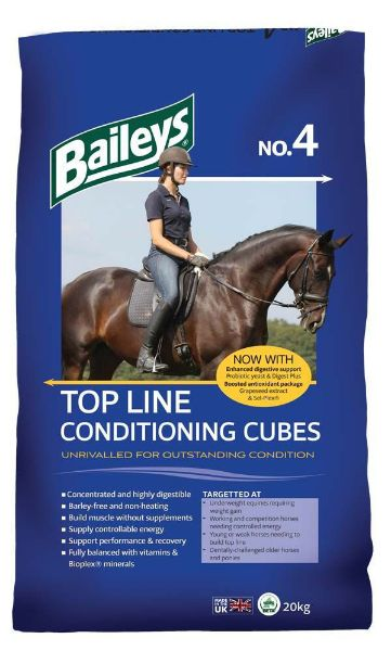 Picture of Baileys No 4 Top Line Conditioning Cubes 20kg