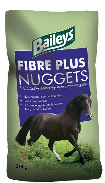 Picture of Baileys Fibre Plus Nuggets 20kg
