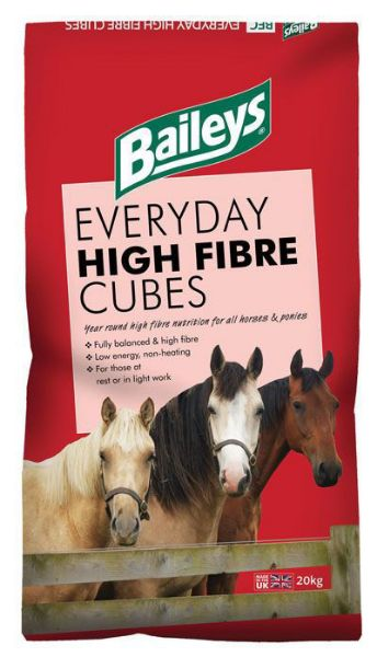 Picture of Baileys Everyday High Fibre Cubes 20kg