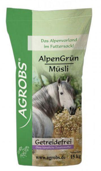 Picture of Agrobs Alpengrun Musli 15kg