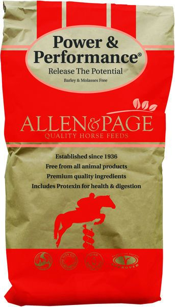 Picture of Allen & Page Power and Performance 20kg