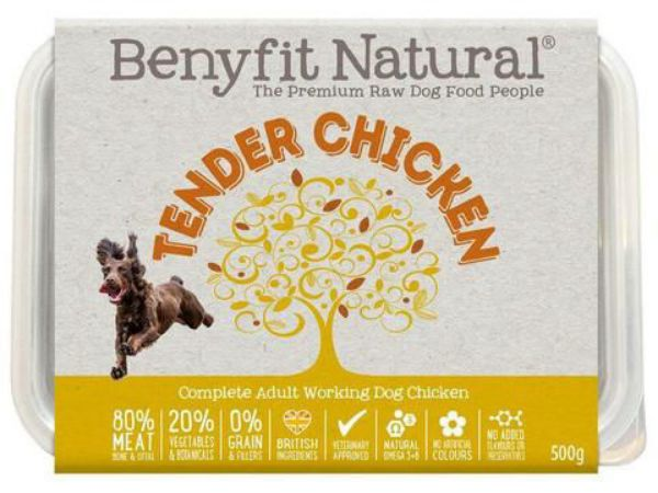 Picture of Benyfit Dog - Natural Tender Chicken 500g