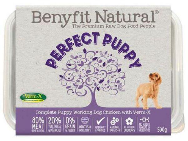 Picture of Benyfit Puppy - Natural Puppy Chicken 500g