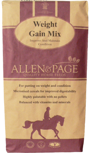 Picture of Allen & Page Weight Gain Mix 20kg