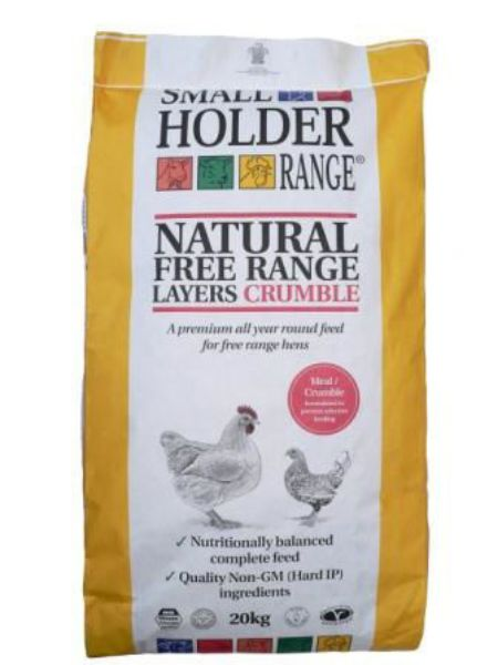 Picture of Allen and Page Layers Crumble Meal 20kg