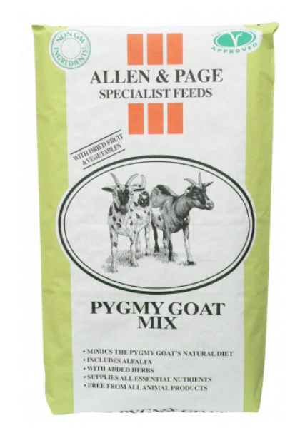 Picture of Allen & Page Pygmy Goat Mix 15kg