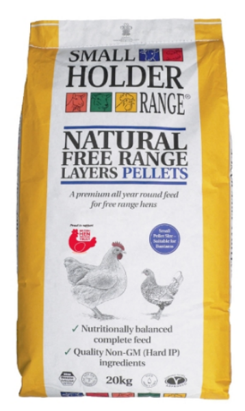 Picture of Allen & Page Small Holder Layers Pellets 20kg