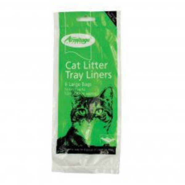 Picture of Armitage Litter Tray Liners Large