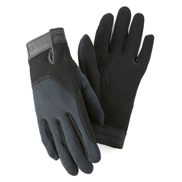 Picture of Ariat Insulated Tek Grip Gloves Black