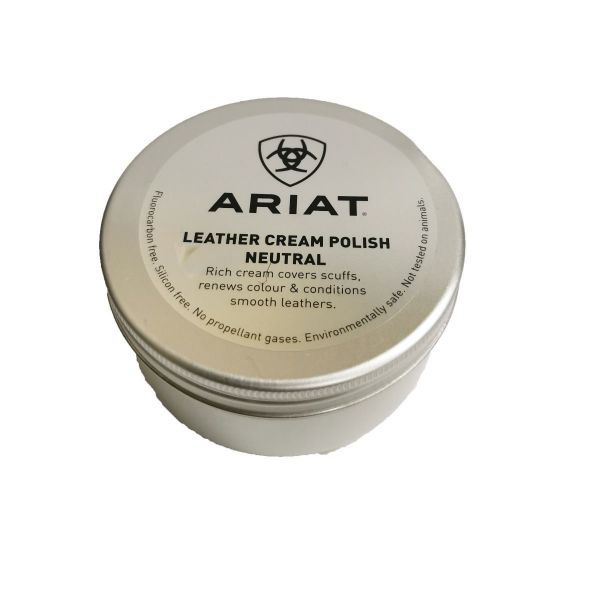 Picture of Ariat Leather Polish Neutral 100ml