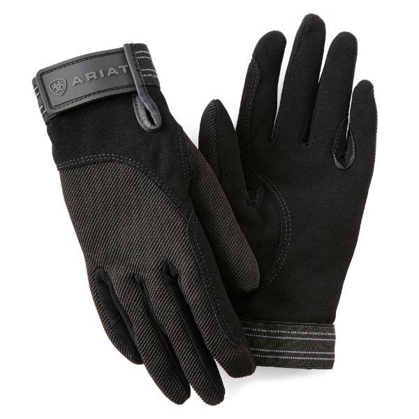 Picture of Ariat Tek Grip Gloves Black