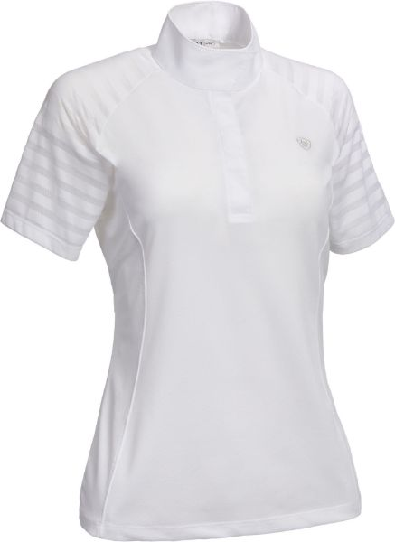 Picture of Ariat Aptos Vent Show Shirt White