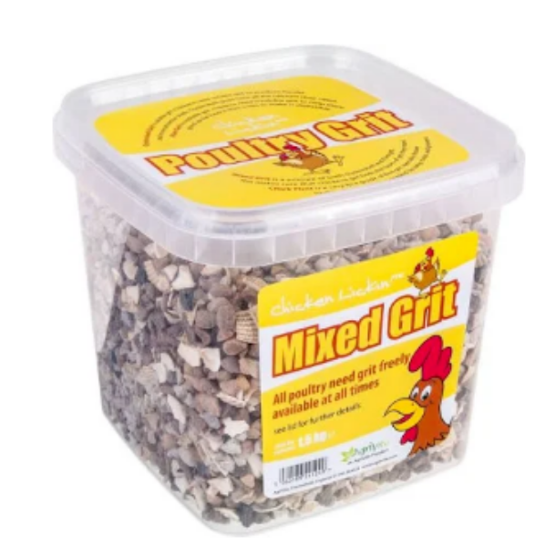 Picture of Agrivite Poultry Grit Mixed Grit 1.5kg