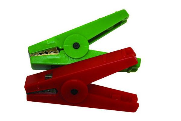 Picture of Agrifence Crocodile Clips No Leads