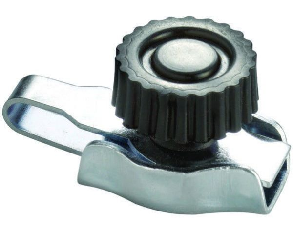 Picture of Agrifence Rope Connector Clamp 2 Pack