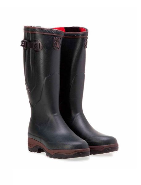 Picture of Aigle Parcours 2 Iso Rubber Boots Bronze