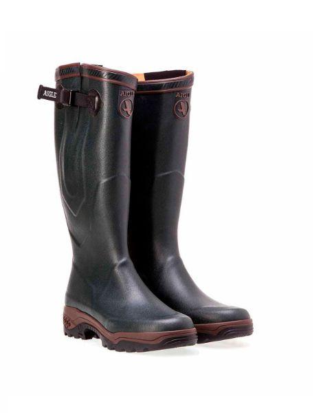Picture of Aigle Parcours 2 Var Rubber Boots Bronze