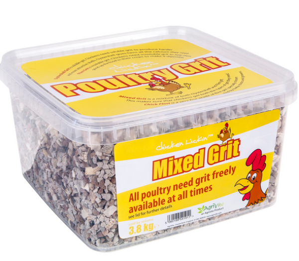 Picture of Agrivite Poultry Grit Mixed Grit 3.8Kg