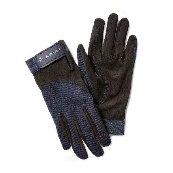 Picture of Ariat Tek Grip Gloves Navy
