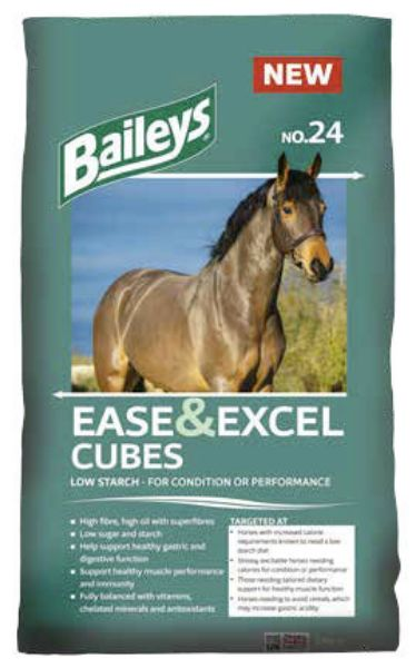 Picture of Baileys No 24 Ease & Excel Cubes 20kg