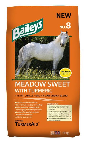 Picture of Baileys No 8 Meadow Sweet With Turmeric 15kg