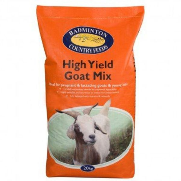Picture of Badminton High Yield Goat Mix 20kg