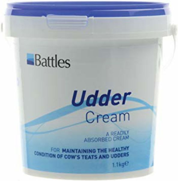 Picture of Battles Udder Cream 1.1kg