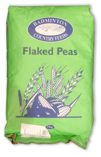 Picture of Badminton Flaked Peas 15Kg