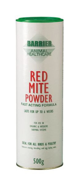 Picture of Barrier Red Mite Powder 500g