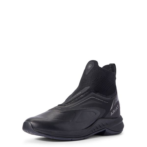 Picture of Ariat Womens Ascent Paddock Boot Black