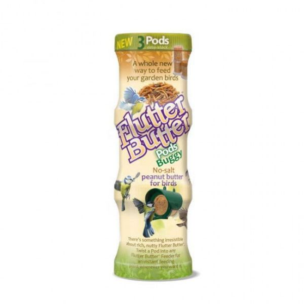 Picture of Jacobi Jayne Flutter Butter Buggy Pods X3 Pack
