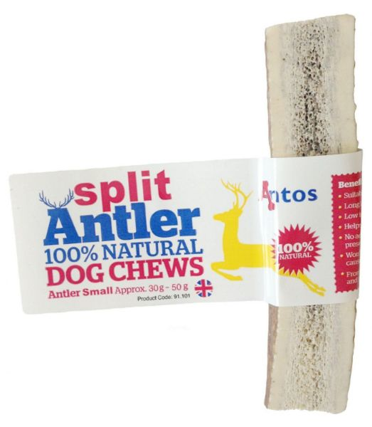 Picture of Antos Dog - Split Deer Antlers Small