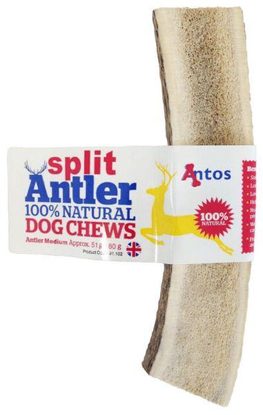 Picture of Antos Dog - Split Deer Antlers Medium