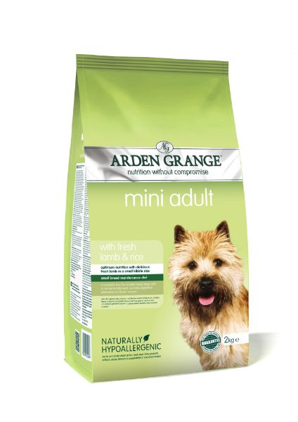 Picture of Arden Grange Dog - Adult Mini Breed Lamb & Rice