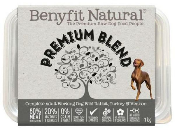 Picture of Benyfit Dog - Natural Premium Blend