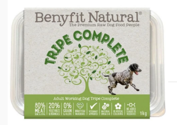 Picture of Benyfit Dog - Natural Tripe Complete