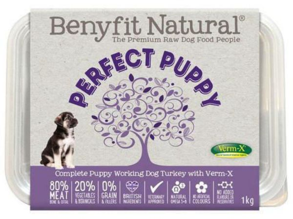 Picture of Benyfit Puppy - Natural Puppy Turkey