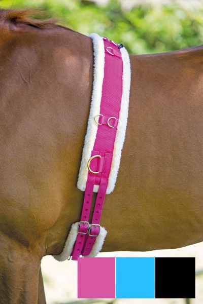 Picture of Shires Nylon Roller With Fleece Padding