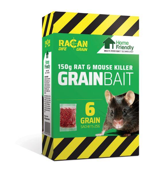 Picture of Racan Dife Grain 6 X 25g