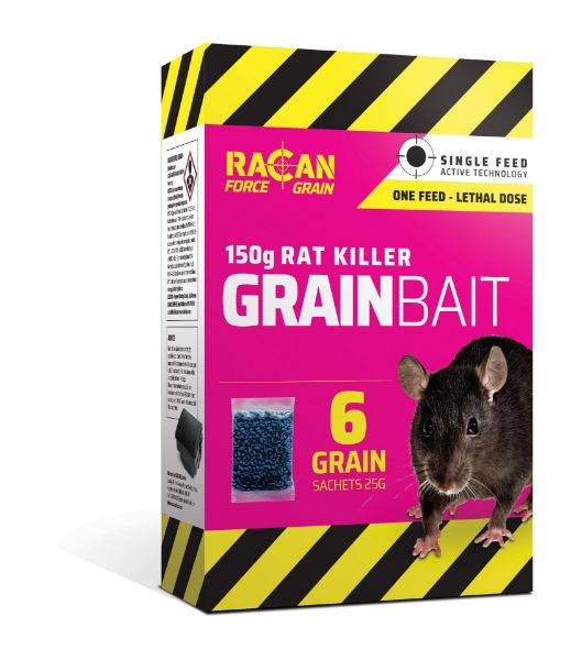Picture of Racan Force Grain 6 X 25g