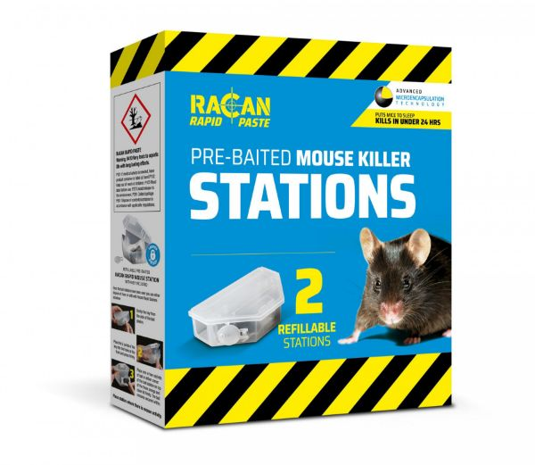 Picture of Racan Rapid Paste - 2 x Baited Stations
