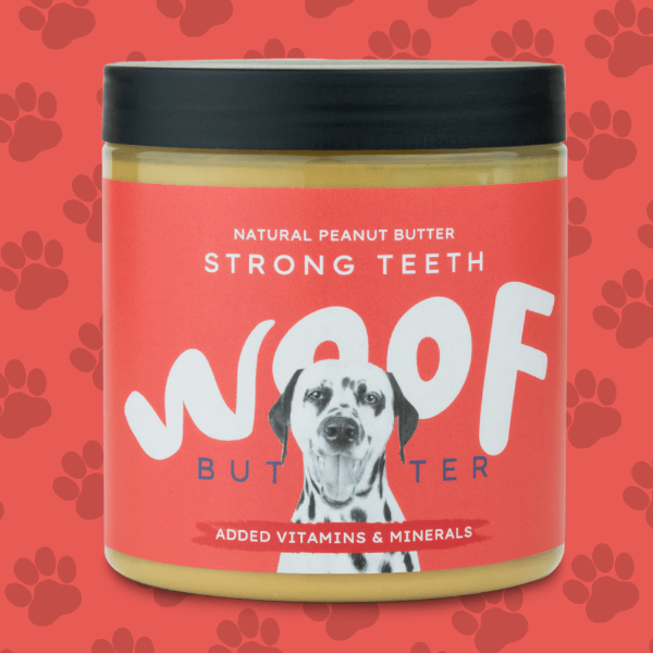 Picture of Woof Butter Strong Teeth 250g