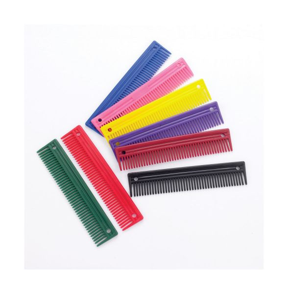 "Picture of Lincoln Plastic Mane Comb 9"" x 2"""